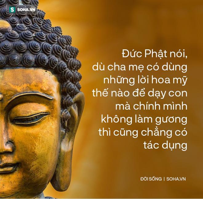 Dạy con như Đức Phật: 5 quy tắc để nuôi dạy nên những đứa trẻ tuyệt vời - Ảnh 2.