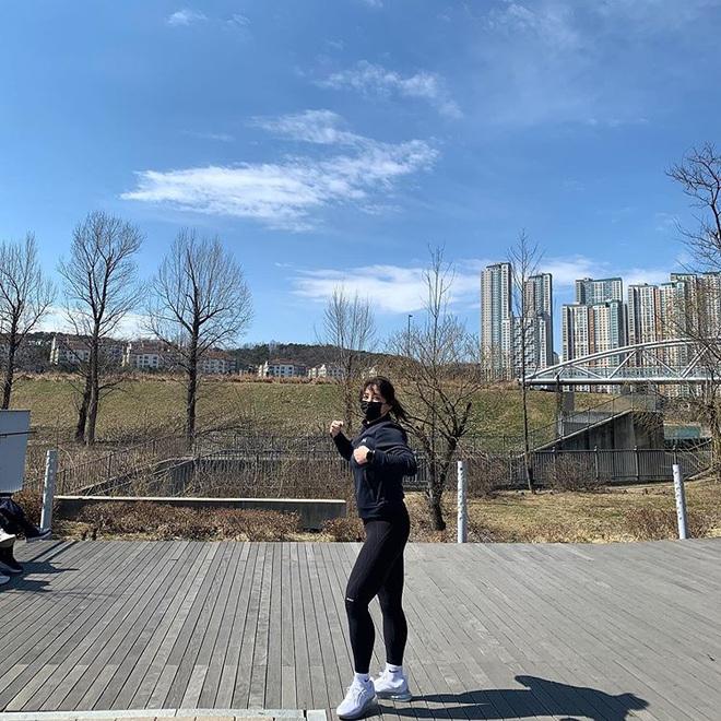 """Hậu giảm cân, """"thánh ăn"""" Hàn Quốc Yang Soo Bin ngày càng nghiện khoe dáng nuột nà, đến làn da cũng căng bóng đầy ghen tị - ảnh 14"""