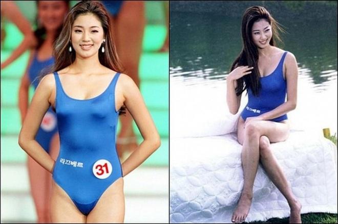 Hoa hậu gợi cảm hàng đầu Hàn Quốc lao đao vì nghi án bán dâm, tuổi 42 vẫn độc thân quyến rũ - Ảnh 1.