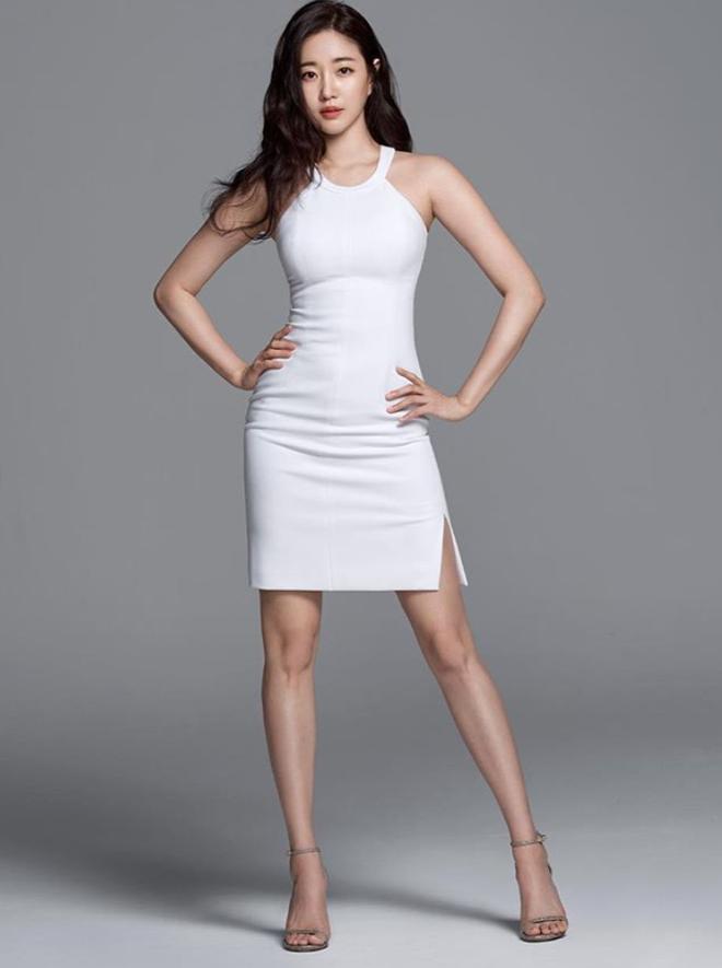 Hoa hậu gợi cảm hàng đầu Hàn Quốc lao đao vì nghi án bán dâm, tuổi 42 vẫn độc thân quyến rũ - Ảnh 7.