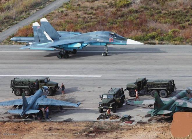 Không quân Nga sấp mặt trước gã tí hon Gruzia và bùng nổ ở Syria: Bước ngoặt ngoạn mục - Ảnh 6.