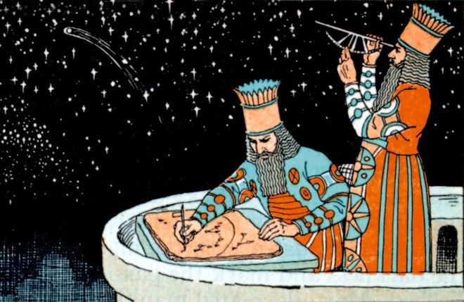 Giải mã nghìn năm: Vì sao vòng tròn lại có 360 độ, là người Babylon vĩ đại hay thiên tài Hy Lạp tìm ra? - Ảnh 2.