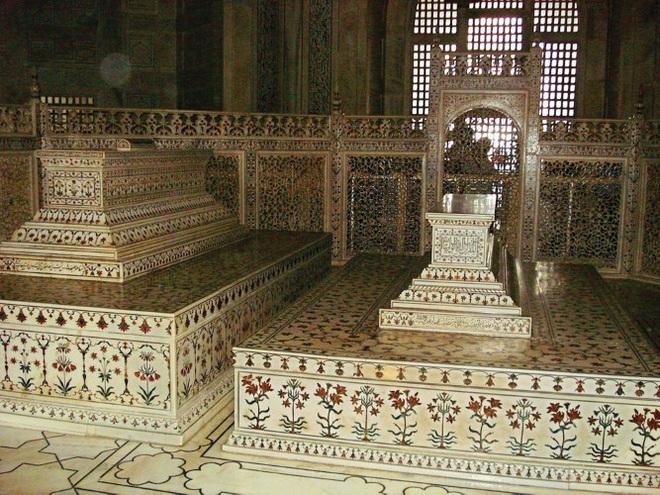 Bí ẩn ngôi đền Taj Mahal - Ảnh 4.