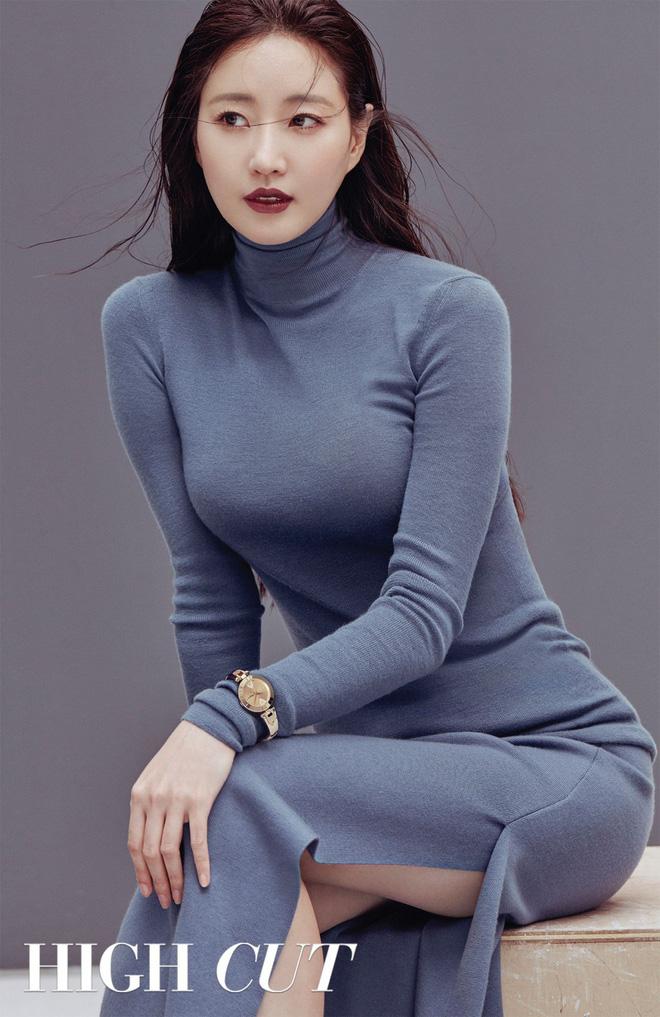Hoa hậu gợi cảm hàng đầu Hàn Quốc lao đao vì nghi án bán dâm, tuổi 42 vẫn độc thân quyến rũ - Ảnh 2.