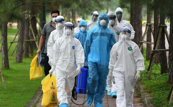 Chiều nay, Việt Nam chỉ ghi nhận thêm 1 ca mắc Covid-19