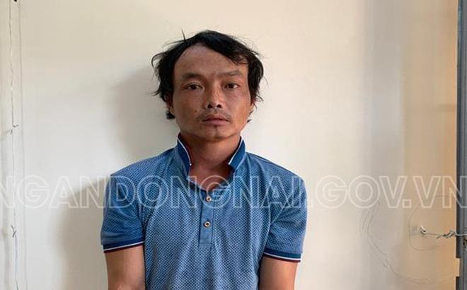 """Bắt Thành """"vẽ"""", đối tượng cướp sòng bạc rồi trốn nã hơn 2 năm trước ở Đồng Nai"""