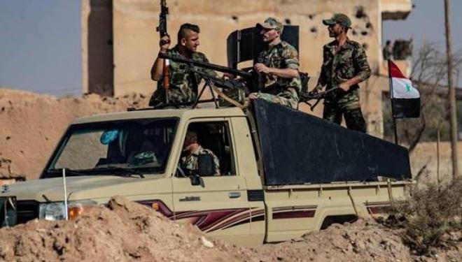 Lô vũ khí hàng triệu USD của Mỹ biến mất không dấu vết, TNK tấn công căn cứ đầu não QĐ Syria - KQ Nga uy hiếp phiến quân ở Idlib - Ảnh 1.