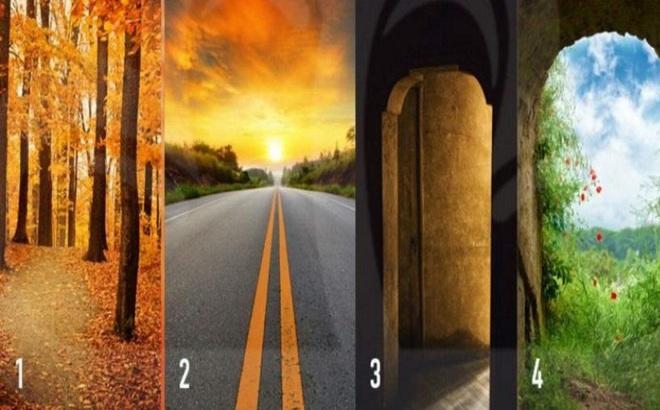Chỉ cần chọn 1 con đường, bạn sẽ biết ngay mình cần và muốn làm điều gì ngay lúc này