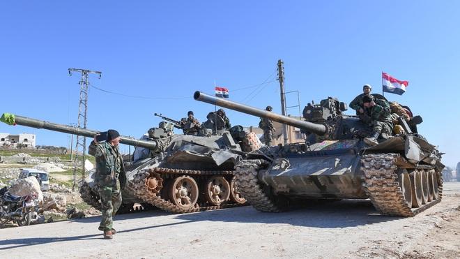 Quân khủng bố chọn con đường chết, Quân đội Syria sẽ cho chúng toại nguyện - Ảnh 1.