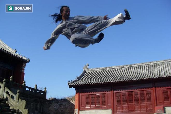 Võ công thật của đạo sĩ Võ Đang sở hữu khinh công siêu phàm, có thể chạy trên mặt nước - Ảnh 1.