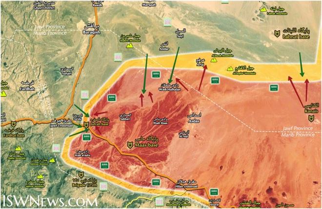 Houthi diệt một lúc 3 tướng Saudi: Cú phản đòn bất ngờ làm đồng minh không kịp trở tay? - Ảnh 3.