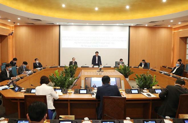 Chủ tịch Hà Nội: Ghi nhận thêm một trường hợp đang cách ly tập trung ở Hòa Lạc dương tính lần 1 SARS-CoV-2 - Ảnh 1.