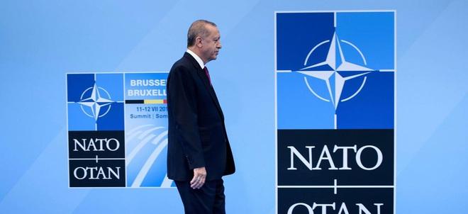 Quyết chiến ở tây bắc Syria: Trước đòn trừng phạt, Thổ nhanh tay đẩy NATO-EU xung trận? - Ảnh 4.