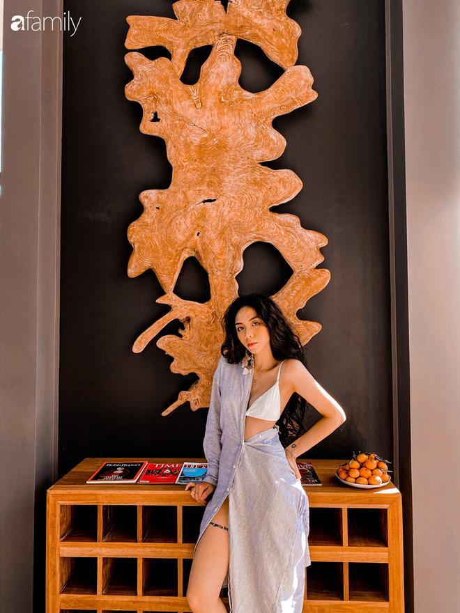 Đặng Tiểu Tô Sa - cháu gái xinh đẹp của thầy Văn Như Cương comeback ngoạn mục với hình ảnh fashionista nóng bỏng đầy quyến rũ tuổi 22 - Ảnh 16.