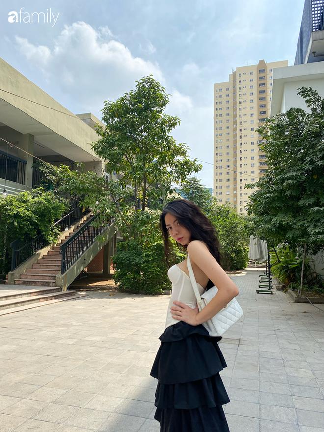 Đặng Tiểu Tô Sa - cháu gái xinh đẹp của thầy Văn Như Cương comeback ngoạn mục với hình ảnh fashionista nóng bỏng đầy quyến rũ tuổi 22 - Ảnh 17.
