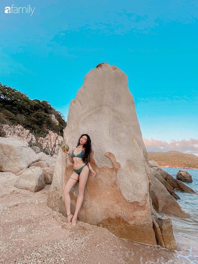 Đặng Tiểu Tô Sa - cháu gái xinh đẹp của thầy Văn Như Cương comeback ngoạn mục với hình ảnh fashionista nóng bỏng đầy quyến rũ tuổi 22 - Ảnh 19.