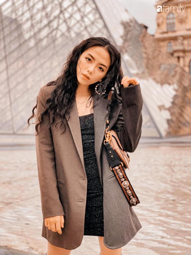 Đặng Tiểu Tô Sa - cháu gái xinh đẹp của thầy Văn Như Cương comeback ngoạn mục với hình ảnh fashionista nóng bỏng đầy quyến rũ tuổi 22 - Ảnh 21.