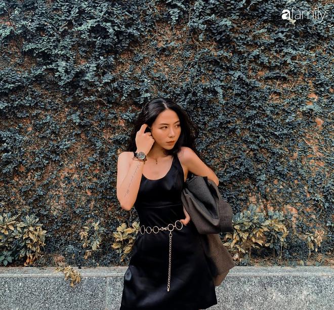 Đặng Tiểu Tô Sa - cháu gái xinh đẹp của thầy Văn Như Cương comeback ngoạn mục với hình ảnh fashionista nóng bỏng đầy quyến rũ tuổi 22 - Ảnh 10.