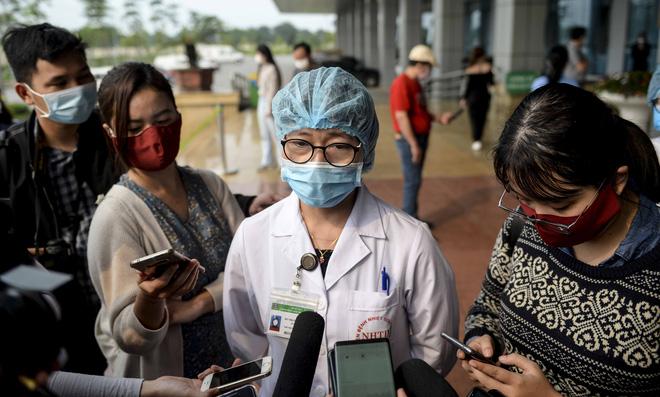 Chia sẻ của nữ phó trưởng khoa Nhiễm khuẩn Tổng hợp BV Nhiệt đới TƯ hơn 1 tháng chưa về nhà - Ảnh 1.
