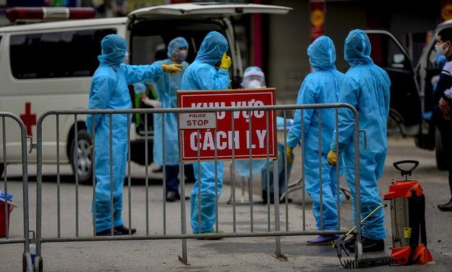 Chủ tịch Hà Nội nêu một lỗ hổng rất sai lầm liên quan bệnh nhân nhiễm Covid-19 số 243 - Ảnh 3.