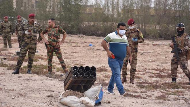 Iran tung đòn hiểm, đánh thẳng vào túi tiền của Washington - Quân đội Mỹ ở Syria bị tập kích, một sĩ quan thiệt mạng - Ảnh 1.
