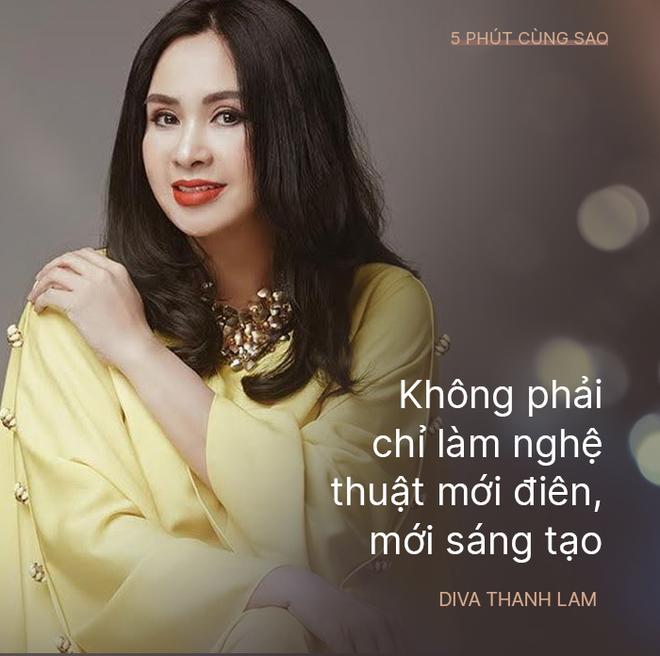 Diva Thanh Lam: Chuyện kiếm được tiền nộp hết cho Quốc Trung và việc thay đổi nghịch cảnh sống - Ảnh 4.