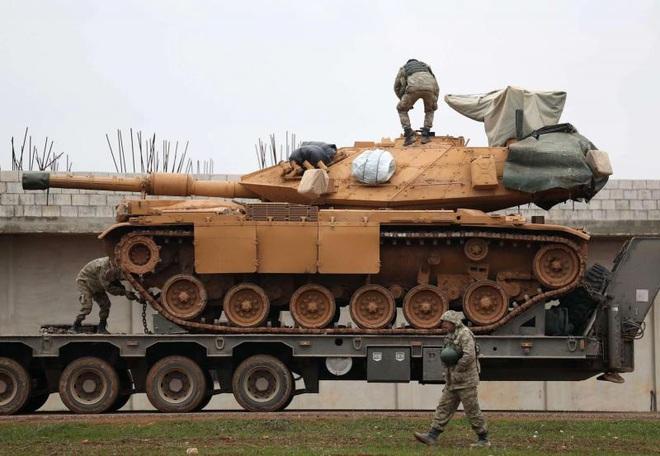 Chảo lửa Syria: Thổ sa chân vào vực thẳm đen tối, thân bại danh liệt trước Nga-Iran? - Ảnh 3.