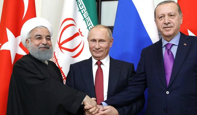 Chảo lửa Syria: Thổ sa chân vào vực thẳm đen tối, thân bại danh liệt trước Nga-Iran? - Ảnh 5.