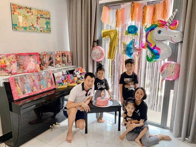 Đăng ảnh mừng sinh nhật con gái, Ốc Thanh Vân nghẹn ngào bày tỏ tâm tư giấu kín với bé Lavie - Ảnh 2.