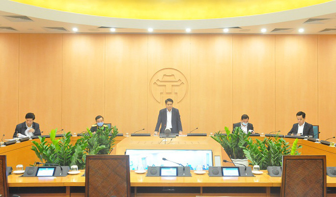 Chủ tịch Hà Nội nêu một lỗ hổng rất sai lầm liên quan bệnh nhân nhiễm Covid-19 số 243 - Ảnh 1.