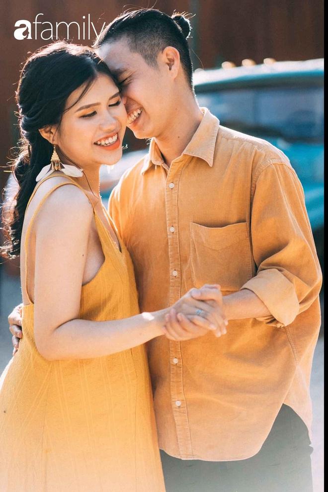 Sự thật về bộ ảnh tình tứ chụp với vợ bầu ở Đà Lạt, người ta bảo muốn biết bộ mặt đàn ông hãy đợi đến khi 2 vạch! - ảnh 12