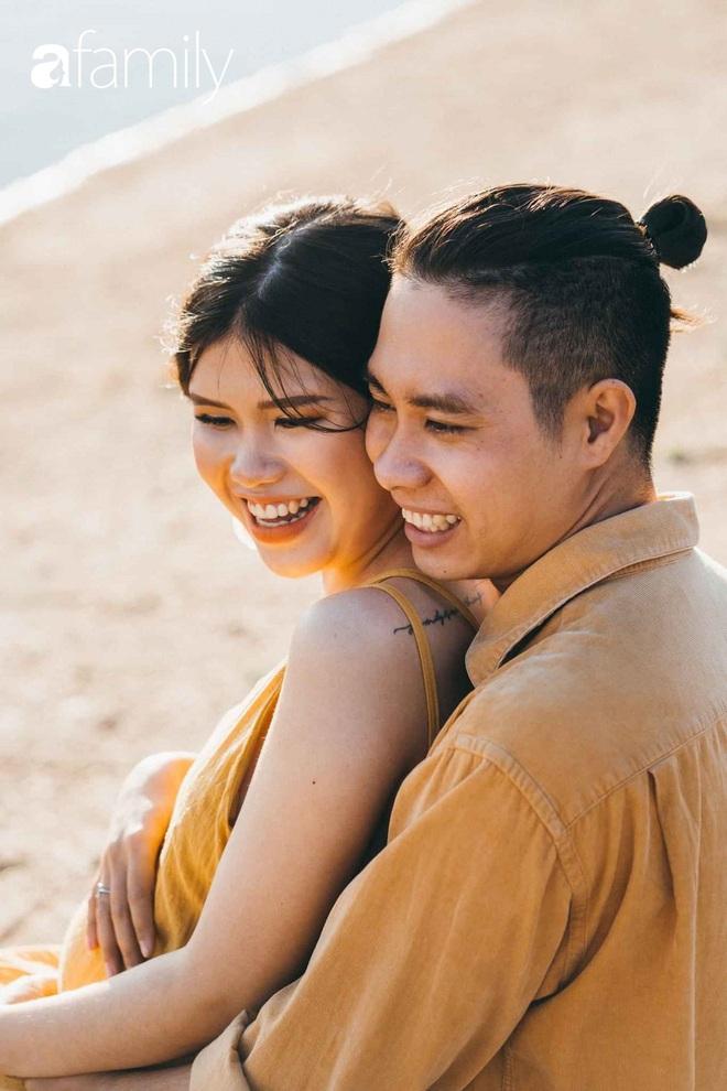 Sự thật về bộ ảnh tình tứ chụp với vợ bầu ở Đà Lạt, người ta bảo muốn biết bộ mặt đàn ông hãy đợi đến khi 2 vạch! - ảnh 13