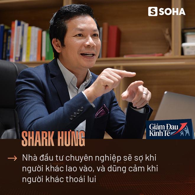 Shark Hưng: Chúng tôi đã chuẩn bị cho khả năng chịu đựng khủng hoảng lên tới 100 tháng! - Ảnh 2.