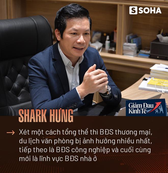 Shark Hưng: Chúng tôi đã chuẩn bị cho khả năng chịu đựng khủng hoảng lên tới 100 tháng! - Ảnh 8.