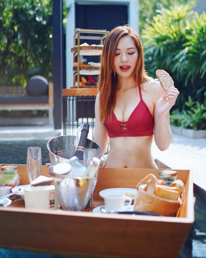 Hoa hậu Hong Kong bị bạn trai bỏ rơi vì đóng cảnh nóng táo bạo - Ảnh 11.