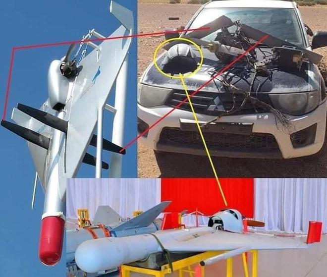 Vũ khí Israel từng khiến PK Syria khiếp sợ xuất hiện ở Libya, Thổ tung lưới bắt Pantsir-S1 - Ảnh 1.