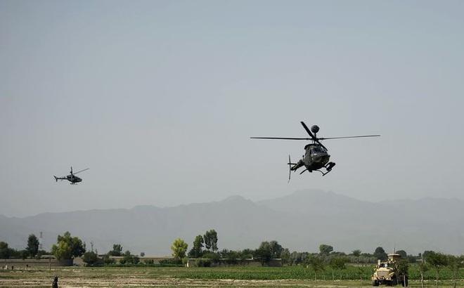 Siêu trực thăng tấn công Raider-X đọ sức với Invictus: Ai sẽ chiến thắng?