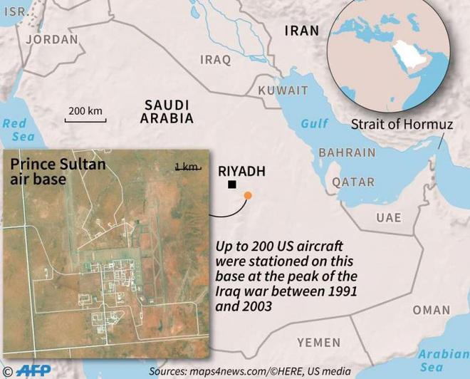 Uy hiếp Iran, suýt chút nữa phi đội đại bàng tấn công của Không quân Mỹ trả giá cực đắt? - Ảnh 4.