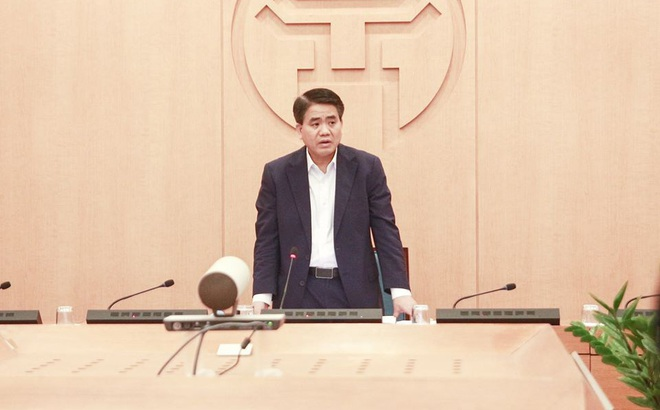 Chủ tịch Hà Nội: Hàng trăm y bác sĩ Bệnh viện Bạch Mai hát hò rất phản cảm