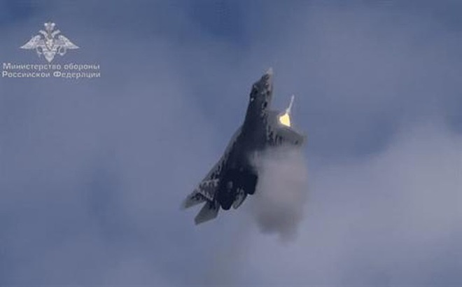 Làm điều không ai nghĩ với Su-57, Nga sẽ tặng Mỹ một bất ngờ đáng sợ - Ảnh 1.