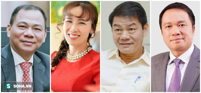 Chủ tịch Masan rời danh sách của Forbes, Việt Nam có 4 tỷ phú đô la - Ảnh 1.