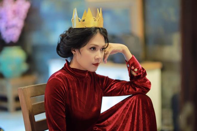 Chân dung nữ diễn viên được chính chồng giao vai có nhiều cảnh nóng - Ảnh 1.