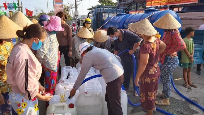 """Đưa nước ngọt về vùng """"đất khát"""" ở Tiền Giang - Ảnh 4."""