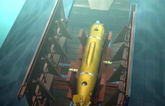 Tên lửa hạt nhân Nga âm thầm ngủ yên dưới đáy biển, kích hoạt từ xa để hủy diệt kẻ thù - Ảnh 1.