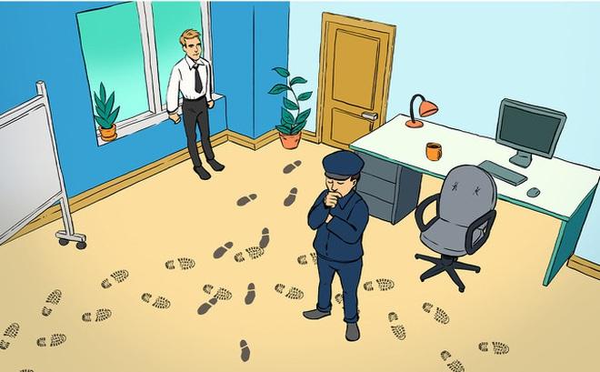 Thử tài phá án: Người tinh tường sẽ nhìn ra ai là thủ phạm đột nhập phòng kín