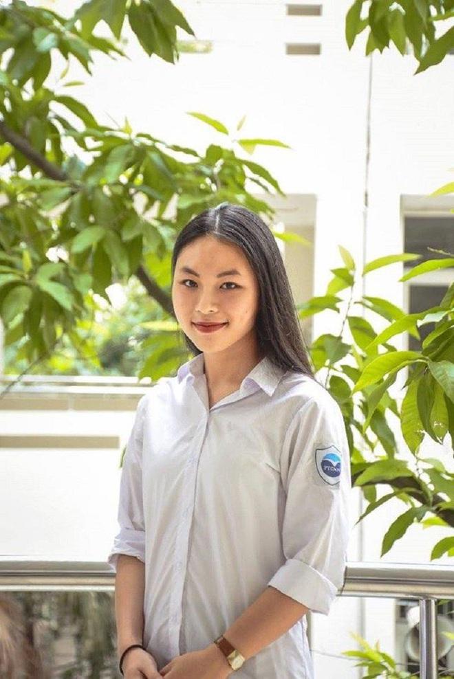 Nữ sinh giành cùng lúc 6 học bổng trong hai tháng nghỉ học vì COVID-19 - Ảnh 1.