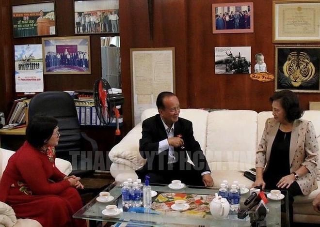 Chủ tịch Quốc Hội thăm các Mẹ Việt Nam anh hùng, Anh hùng lực lượng vũ trang - Ảnh 4.