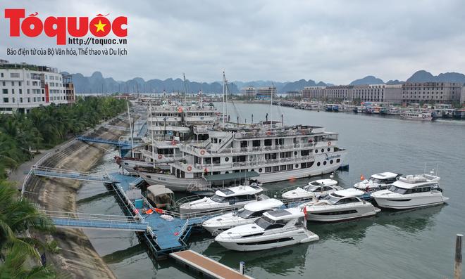 Biển Bãi Cháy đông trở lại, Quảng Ninh bắt đầu kích cầu đón khách du lịch sau Covid-19 - Ảnh 9.