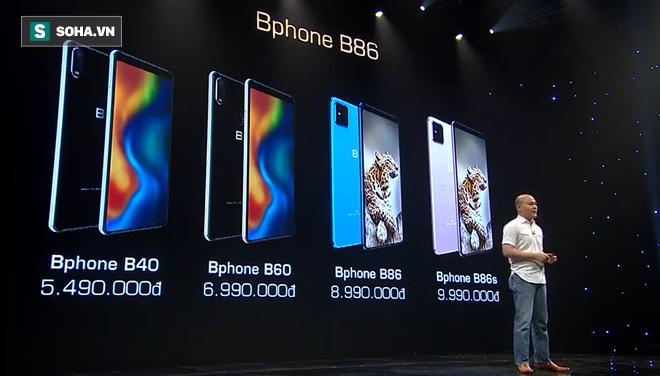 Bphone B86 được ví như bếp từ chốt giá gần 9 triệu đồng, lên kệ ngày 17/5 - Ảnh 1.