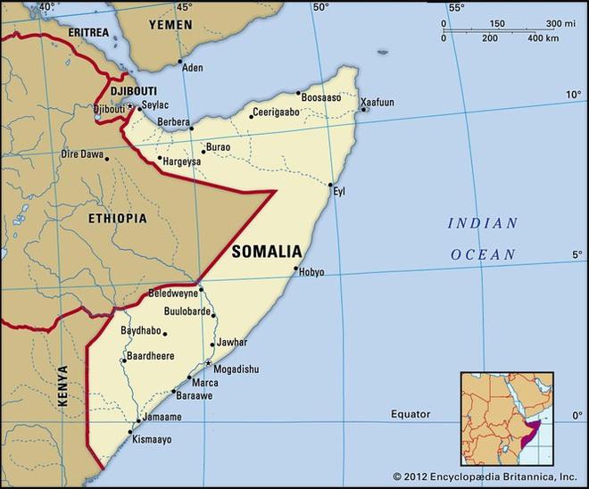 Ethiopia thừa nhận bắn nhầm máy bay Kenya ở       Somalia khiến 6 người chết - Ảnh 2.